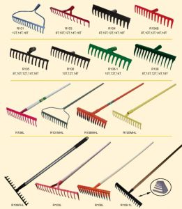 Different Kinds Of Garden Rakes