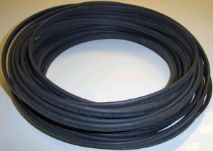 Silicone Rubber Insulated Electric Heating Cable pictures & photos