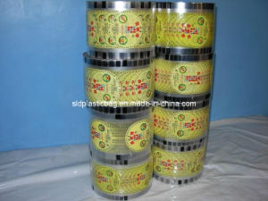 Printed Film Rolls for Food Packing