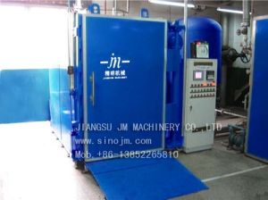 Full-Automatic Stainless Steel Yarn Humidification Machine pictures & photos