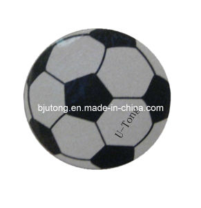 Ball Design Printing Badge for Promotion (YT-2521) pictures & photos