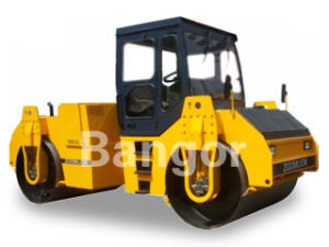Road Machinery - Fully Hydraulic Vibratory Road Roller (Tandem) (YZC12A)