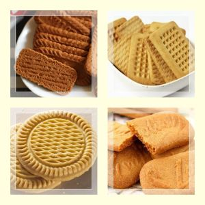 Fully Automatic& Multifunctional Biscuit Production Line pictures & photos