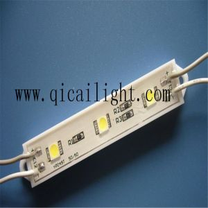 Epistar Waterproof 3LEDs LED Module 5050