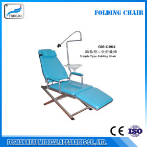 Clinic Multiple Simple/Standard/Luxury Folding Dental Chair pictures & photos