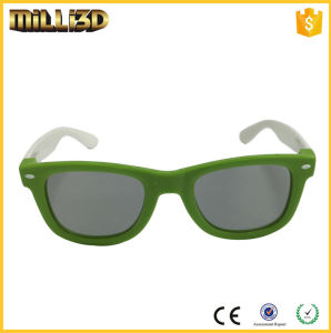 6988f1503b8 Chinese Price Blue Movie Free 3D Passive Glasses Polarized Lens for Cinema