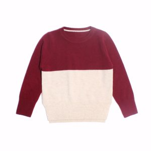 100% Cashmere Knitting/Knitted Boys Clothes pictures & photos