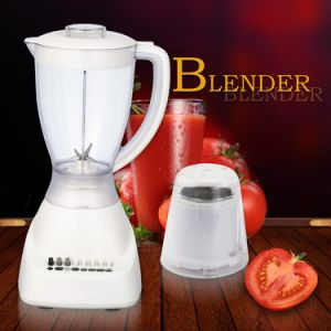 New Design High Quality CB-B322 1.5L Big Jar 10 Speeds 2 in 1 Blender pictures & photos