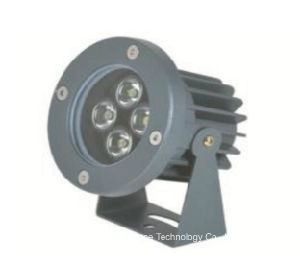 Good Quality High Brightness Low Price 85*H170 6W 12V LED Flood Light pictures & photos