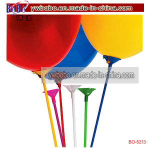 Party Supply Party Balloon Sticks with Cups Party Ornament (BO-5213) pictures & photos