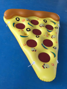 Inflatable Pizza Air Mat pictures & photos