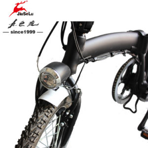 "16"" Black 36V 250W Electric Folding Bike EN15194 (JSL016A-4) pictures & photos"