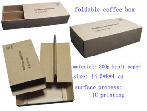 Coffee Packing Boxes/Kraft Paper Coffee Box pictures & photos