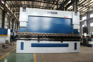 We67k-110X4000 Electric-Hydraulic Synchronization Press Brake