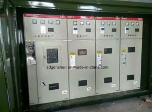 Zgs11 Substatbion Combined Three-Phase Oil-Immersed Type Power/Distribution Transformer pictures & photos