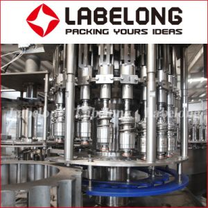 Small Bottle Edible Oil Filling and Capping 2-in-1 Machine pictures & photos