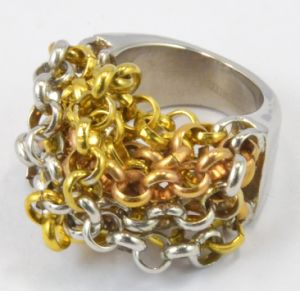 Latest Gold Finger Ring Designs for Women pictures & photos