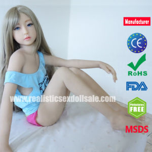 Real Sex Dolls with Metal Skeleton Sex Product for Men pictures & photos