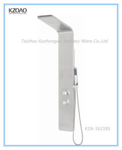 Kza-16218s Home Use Conceaded Body Spray Brushed Stainless Steel Shower Panel