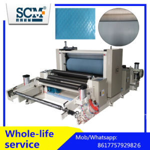 Rotary Roll to Roll Embossing Machine