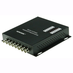 8-Channel Video +1 Reverse RS485 Data Video Transceiver