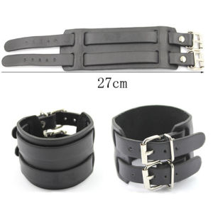 China New Diy Leather Bracelet 27cm For Man Gift Wrap