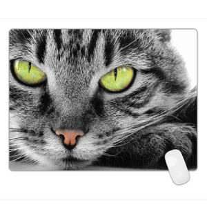Cat Laptop Computer PC Keyboard Rubber Mat Mouse Pad pictures & photos