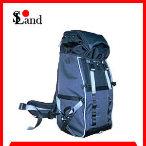 Grey Skiing Hiking Shoulder Bag Backpack pictures & photos