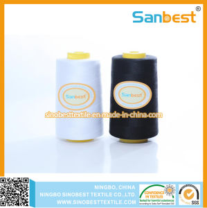 100% High Quality Spun Polyester Sewing Thread pictures & photos
