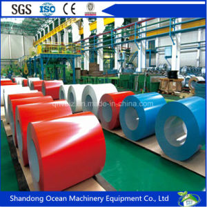 Top Quality Prepainted Gi Steel Coil / PPGI Coil / PPGL Coil / Color Coated Galvanized Steel Sheet in Coil pictures & photos