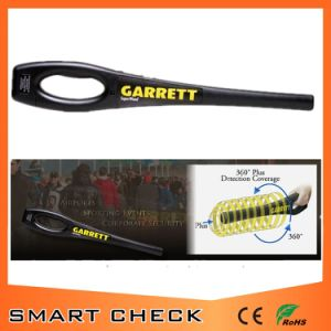 Superwand Hand Held Metal Detector Long Range Explosive Detector pictures & photos