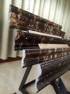 Multihead Marble Tile Arc Edge Grinding Machine pictures & photos