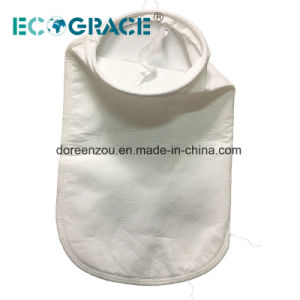 Filter Felt 100 Micron Filter Bags with Polyester Filter Cloth