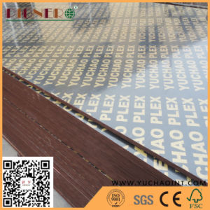 High Quality 18mm Film Faced Plywood for Construction pictures & photos