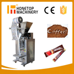 Automatic Sugar Salt Snacks Powder Stick Bag Small Packaging Machine pictures & photos