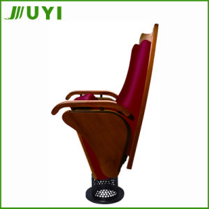 Jy-901 Waiting Conference Folding Cover Fabric Theater Chair Auditorium Seats pictures & photos