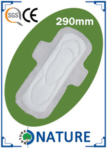 Soft Comfortable Non-Woven Sanitary Towel for School Girls pictures & photos