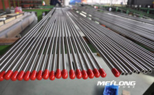 S31600 Precision Seamless Stainless Steel Hydraulic Tubing