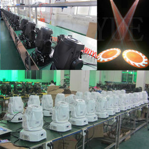 LED 60W Moving Head Stage Light with Spot Beam Zoom pictures & photos