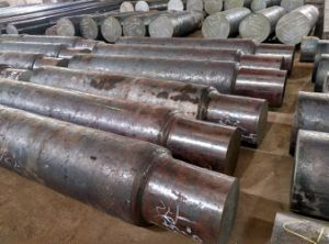 Scm440/42CrMo4 Alloy Steel Shaft, Forged Shafts pictures & photos