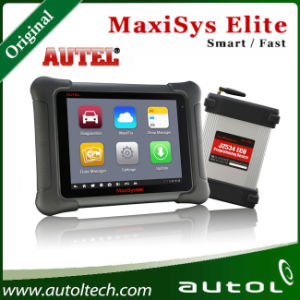 Update Online Autel Maxisys Elite 100% Original Ms-908 Elite Multi-Function Maxisys Elite Scan Tool One Year Warranty pictures & photos