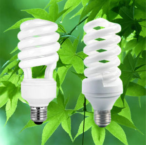 T3 Full Spiral 9W Energy Saving Lamp pictures & photos