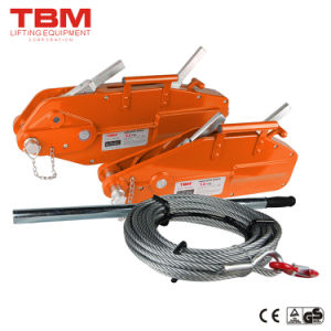 Aluminium Wire Rope Winch, Mini Winch, Lifting Equipment, pictures & photos