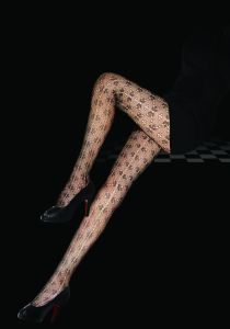 Diamond Patternfish Net Panty Hose 8556 pictures & photos