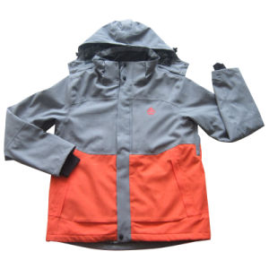 Adult Water Proof and Wind Proof Sport Outwear (HS16007)