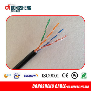 100m Fluke Pass LAN Cable Cat5e pictures & photos