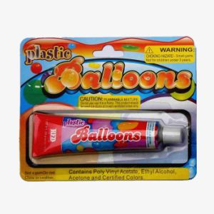 Funny Special Safe Toy for Kids, Plastic Balloon Glue