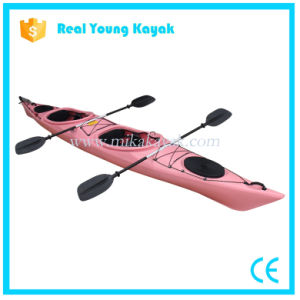 2 Person Sit in Boat Plastic Sea Kayak Sale pictures & photos