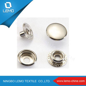 fashion Garment Hardware Metal Snap Button pictures & photos