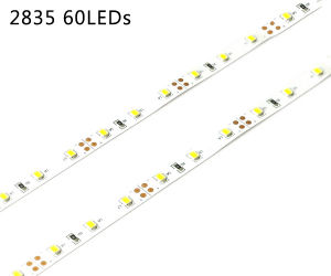 60LEDs/M SMD2835 CRI>95 LED Flexible Strip Light pictures & photos